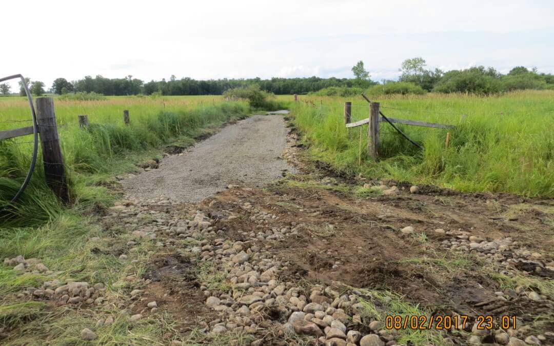 Livestock Water Quality Finished Project – Rotational Grazing Benefits